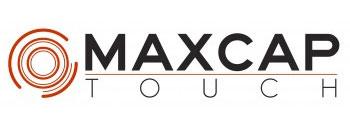 Maxcap membrane switch logo