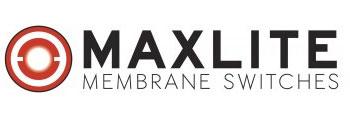 MaxLight Membrane switch Logo