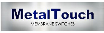 Metal Membrane Switch Logo