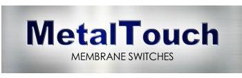 Metal Membrane Switch Logo