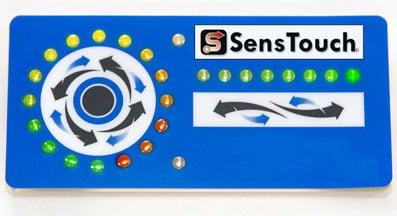 SensTouch Membrane Keypad