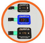 ALMAX dead front membrane switch sample kit