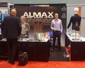 ALMAX Booth at ID TechEx
