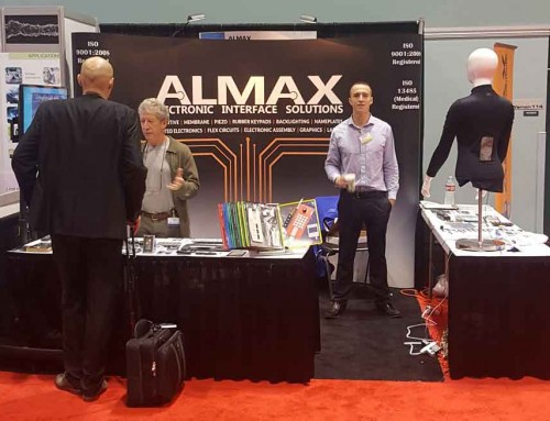 ALMAX Showcases Electronic Interface Design Technologies at ID TechEX